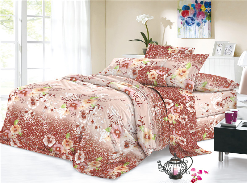 Printing Bed Cover Bedsheets