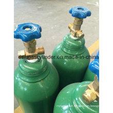 Feito no cilindro de oxigênio portátil do preço competitivo de China