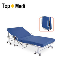 Topmedi Medical Zwei Funktion Electric Steel Hospital Bed