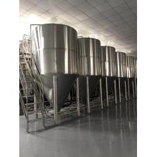 Brauen-Bierfermenter des Edelstahlhandwerks