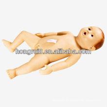 New Style Medical Krankenpflege Training Baby Manikin