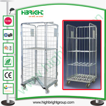 Collapsible Industry Storage Roll Cage Container
