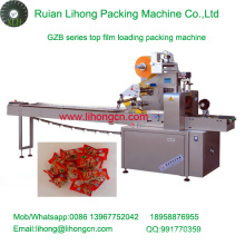 Gzb-350A High Speed Pillow-Type Automatic Sugar Dates Flow Wrapping Machine