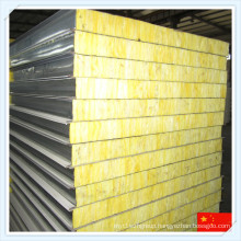 Sound-Insulated Fireproof Glass Wool Sandwich Panel