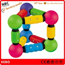 Children Plastic Building Blocks