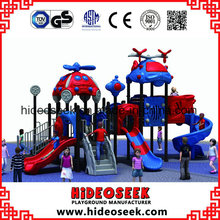 Utilisé Commencial Kids Outdoor Playground Equipment à vendre