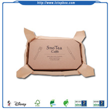 Custom Take Away Food Paper Packaging