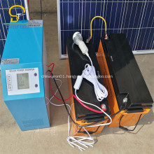 Waterproof solar energy at home With Phone Charge