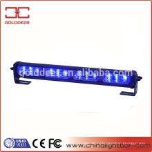 Безопасности автомобиля линейной 1W СИД тире предупреждения синие светодиодные фонари (SL332-S)