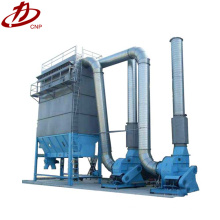Pulse jet filter dust catcher for drill