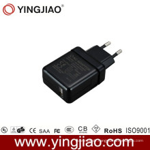 5V 1.2A 6W DC USB Mobile Phone Charger
