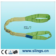 Sln R02 Wll8t Polyester Round Sling