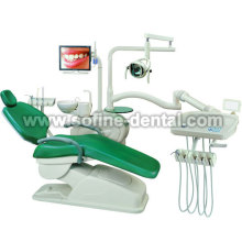 Controlled Integral Dental Unit
