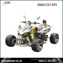 2016 Más reciente 250cc Racing ATV EEC Aprobación