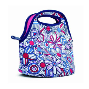 Moda portatile isolamento impermeabile in Neoprene Lunch Bag