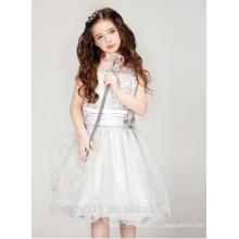 девочка оборки платье scoop декольте рукавов сексиес девочек в жаркую ночь платье ED791