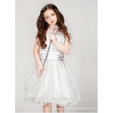 Baby Mädchen Rüschen Kleid Schaufel Ausschnitt ärmellosen Sexies Mädchen in heißen Nachtkleid ED791