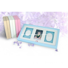 Baby Foot Print Photo Frames, Funny Photo Frame, Wooden Frame