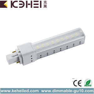 10W G24 LED Tube Light 140 ° Beam Spread