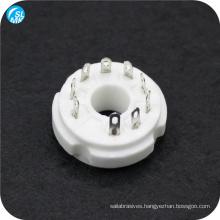 vacuum tube socket ceramic heater parts