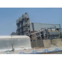 Ash kiln dust collector