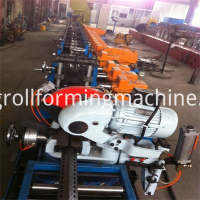 Nine Fold Profile Roll Forming Machine