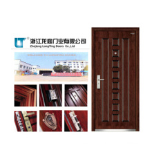 Classic Wooden Armored Door for Interior