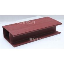 Matériau de construction de panneau de plafond de PVC de WPC
