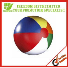 Promotional PVC Inflatable Custom Logo Beach Balls