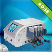 Reducción de la celulitis / láser de diodo de 635 nm para modelar el cuerpo