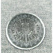 Pin / badge en métal antique en métal sur mesure