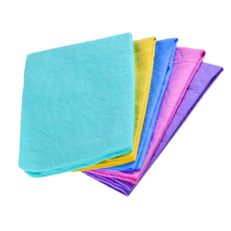 Car Washing Cloth Synthetic Chamois Pva Towel