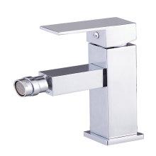 Square Single Handle Brass Bedit Faucet