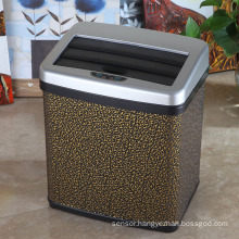Cloud Design Aotomatic Sensor Garbage Bin for Home (A-16LD)