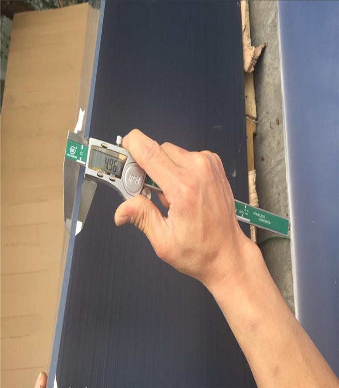 Perspex Resin PVC Sheet