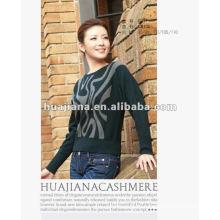 Вязание кашемир 2016 мода женская свитер