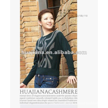 2016 fashion women's knitting cashmere sweater