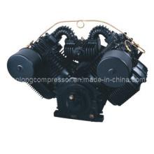 Насос воздушного компрессора воздушного насоса (V-2155t 30HP 22 кВт)