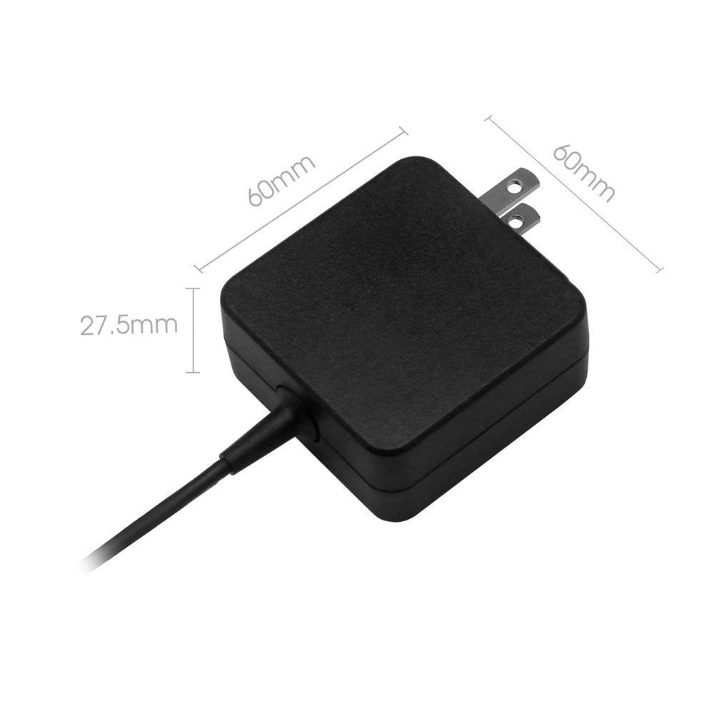 65W USB-C oplader PD-adapter voor notebook