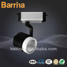 2013 zhongshan cob led track light for display window