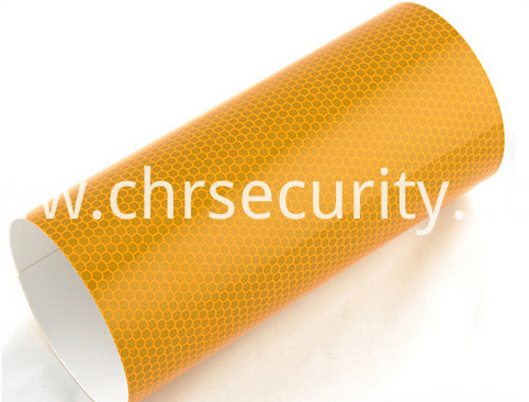 1802 yellow 2 high reflective sheeting