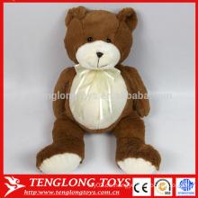 Fabricante niños mágicos regalo luz de la noche animal LED juguetes de peluche oso
