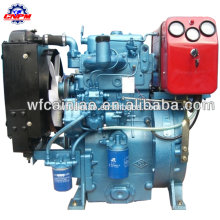 Electric Start 4 Stroke 295D diesel engine