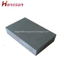 cheap price 6x4x1 inch ferrite block magnet