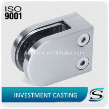 stainless steel glass holder clip 304 or 316