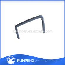 Sellado de piezas de aluminio de alta precisión piezas de soporte de pared