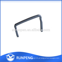 Carimbando as peças de alumínio do suporte de parede da elevada precisão das peças
