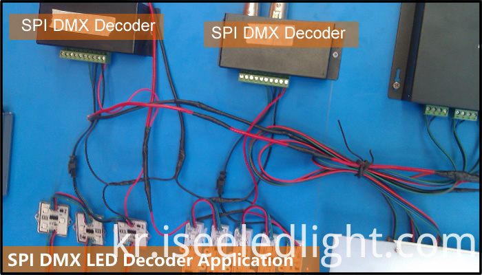 LED DMX Dimmer