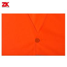 Cheap EN471 standard Industrial reflective safety vest