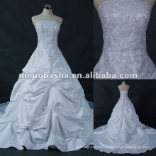 2012 New Design Real Sample Wedding Dress in Store